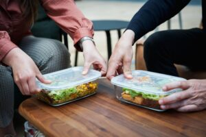 Consigne en verre Barnabé en partenariat avec Green Kitchen